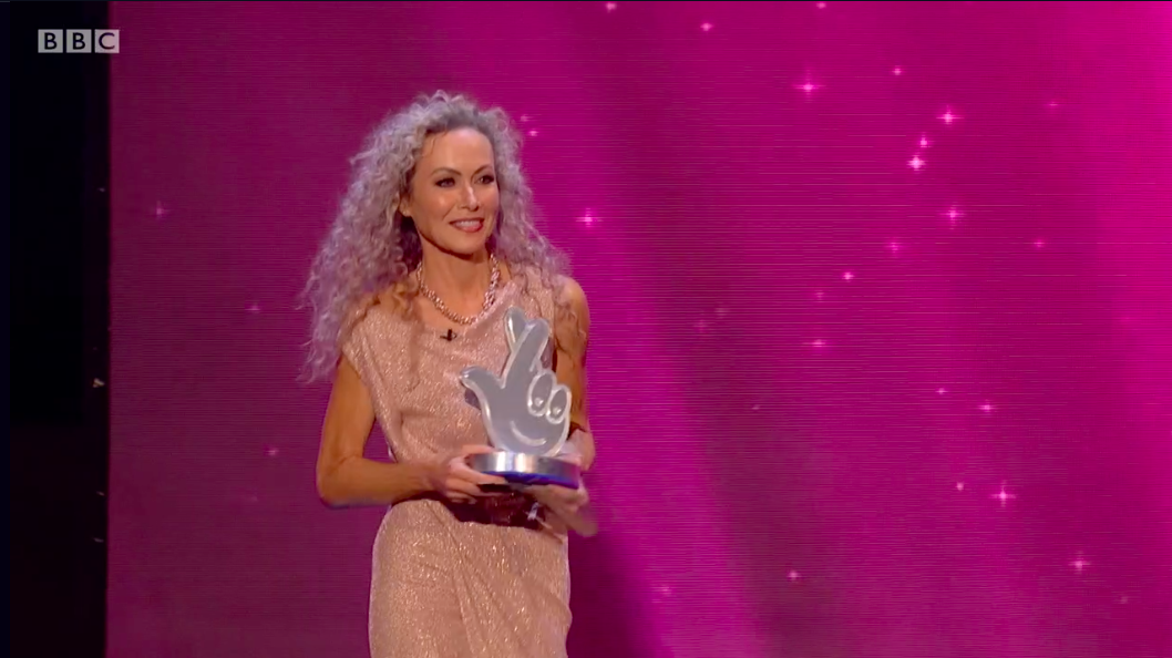 Amanda Mealing National Lottery awards
