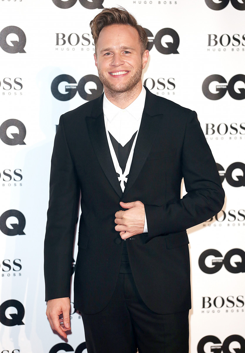 Olly Murs, GQ Men of the Year Awards 2018