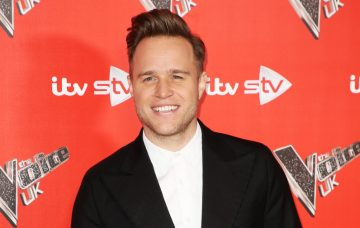 Olly Murs, The Voice UK 2018 - Press Launch
