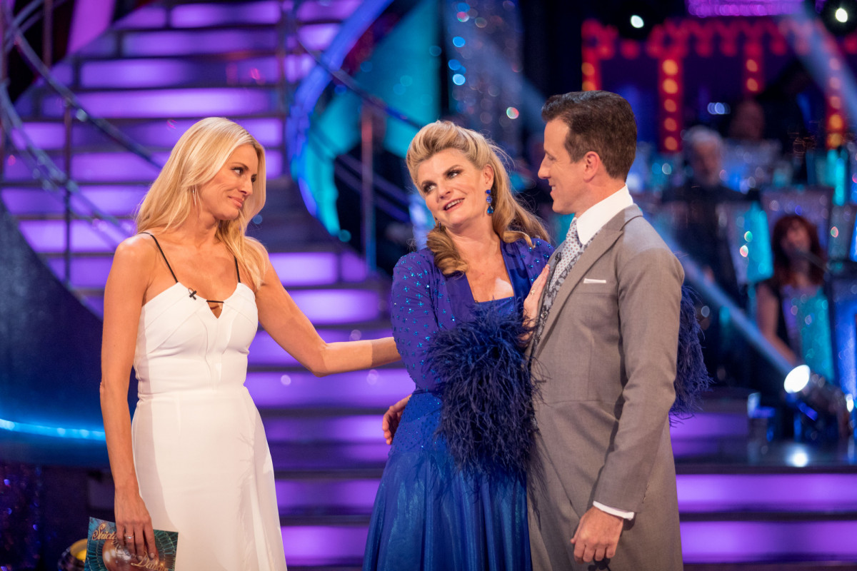 Strictly Come Dancing 2018, Susannah and Anton