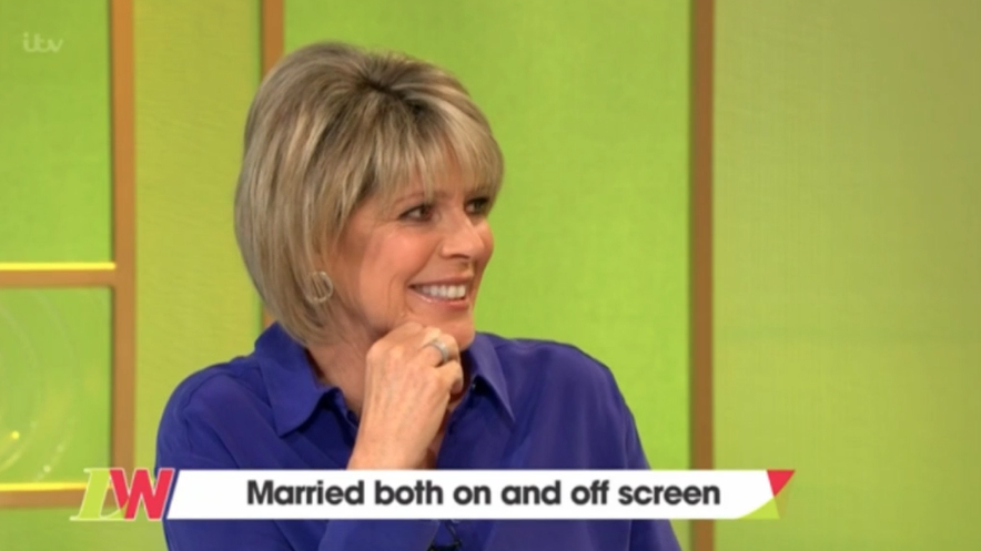 Ruth Langsford tears up over Eamonn Holmes' beautiful declaration of love