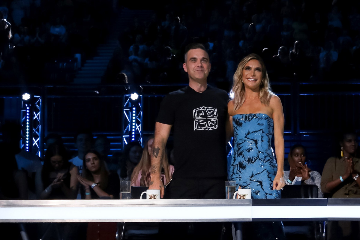 Six Chair Challenge: Robbie and Ayda.