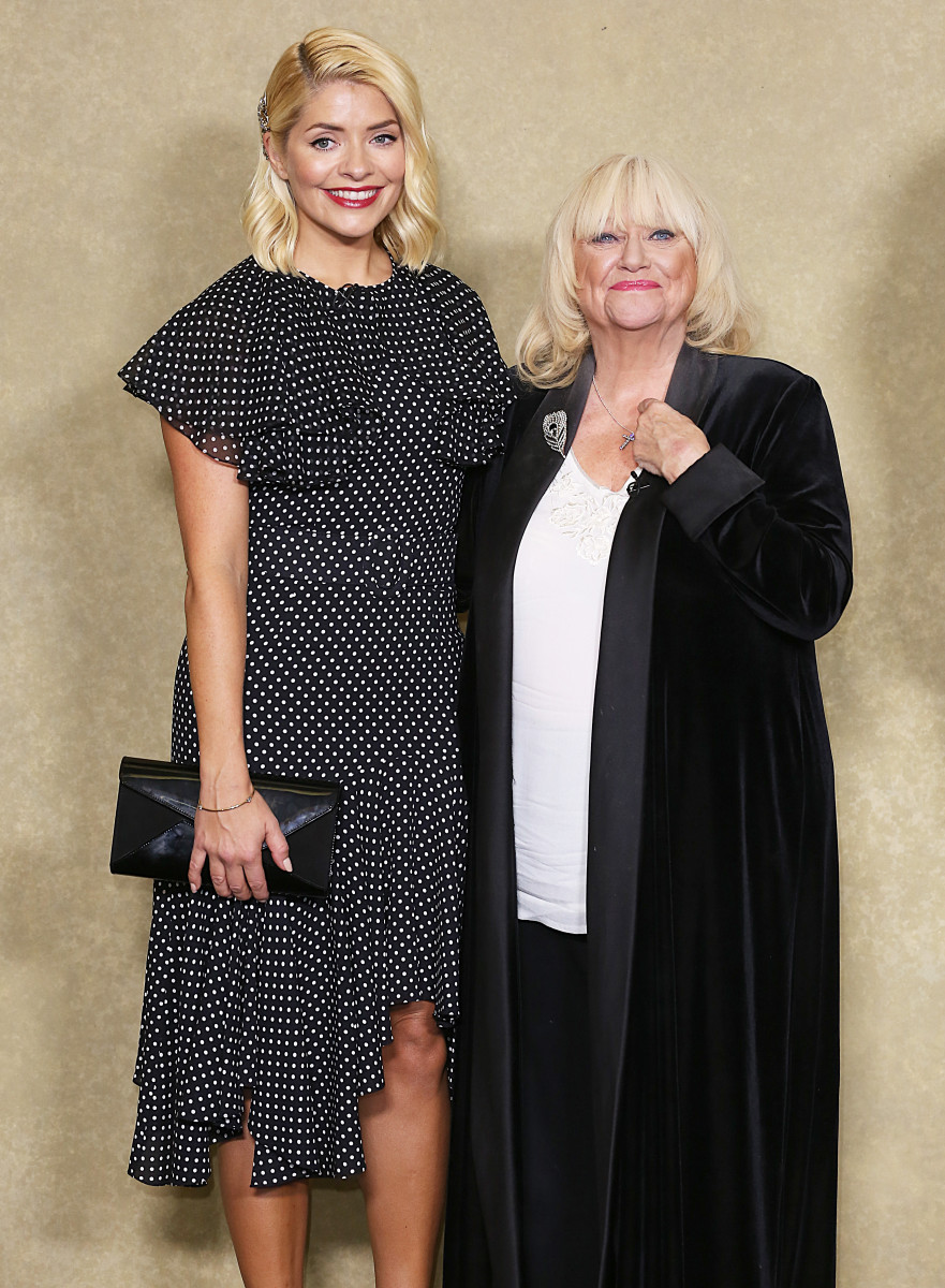 Holly Willoughby & Judy Finnigan, Richard & Judy, 30 Years of This Morning - A BAFTA Tribute, BAFTA Piccadilly, London UK, 01 October 2018