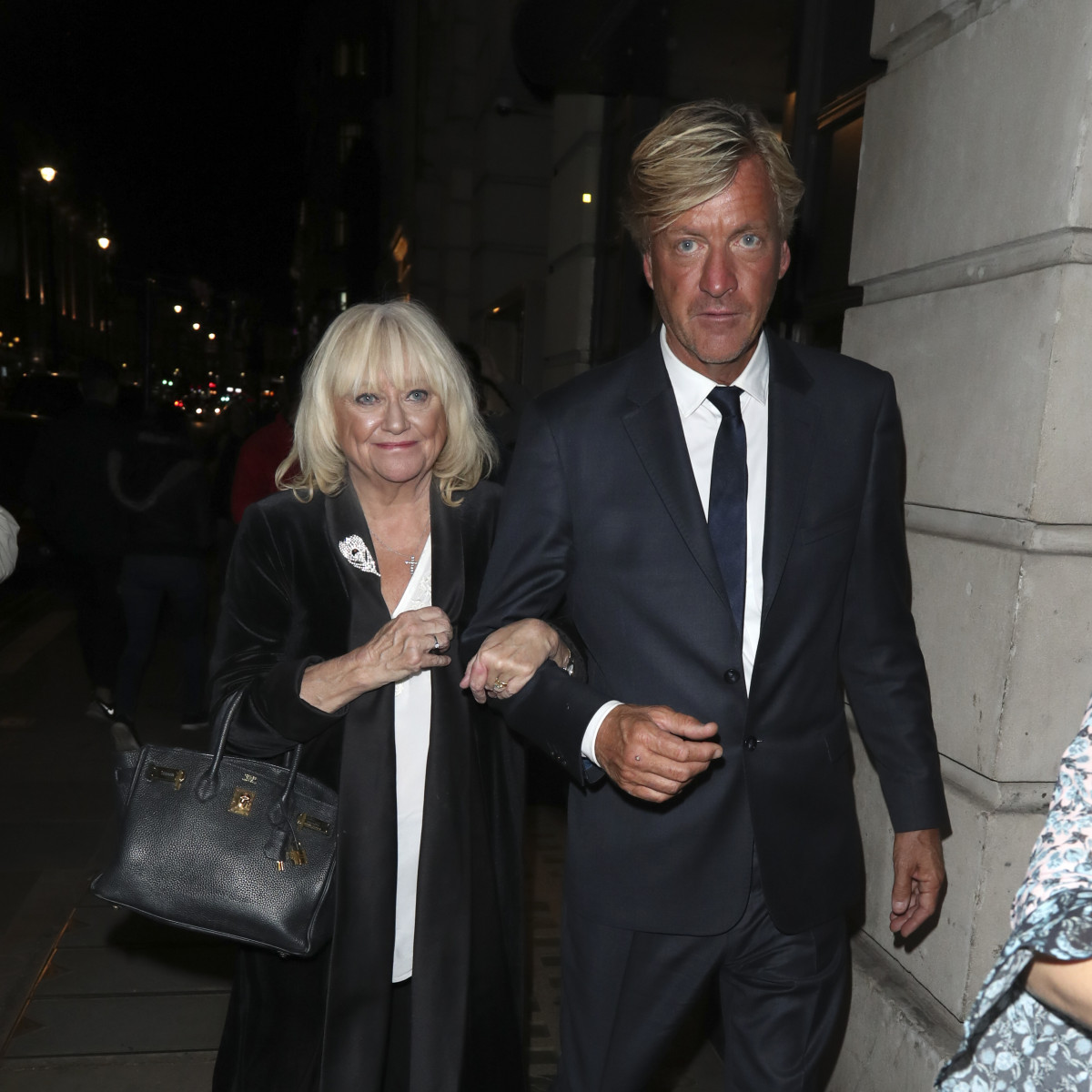 Richard Madeley And Judy Finnigan Attend The This Morning 30th Anniversary Gala In London