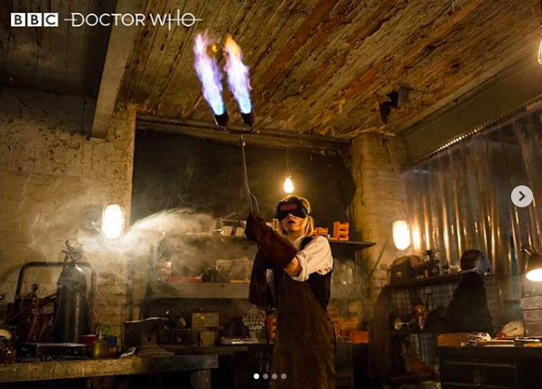 doctor who instagram