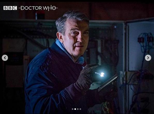 bradley walsh doctor who instagram