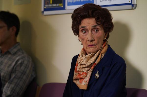 June Brown recalls last meeting with Barbara Windsor before her death