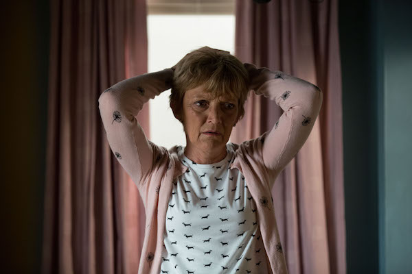 Why EastEnders Gillian Wright did not shave her head for Jean Slater's cancer story