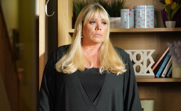EastEnders viewers left cringing at embarrassing Sharon Mitchell blunder