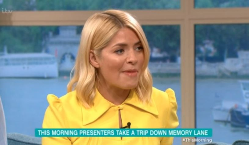 "Holly Willoughby credits This Morning for helping maternity leave ""struggles"""
