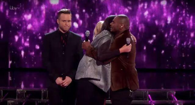 Olly Murs The X Factor