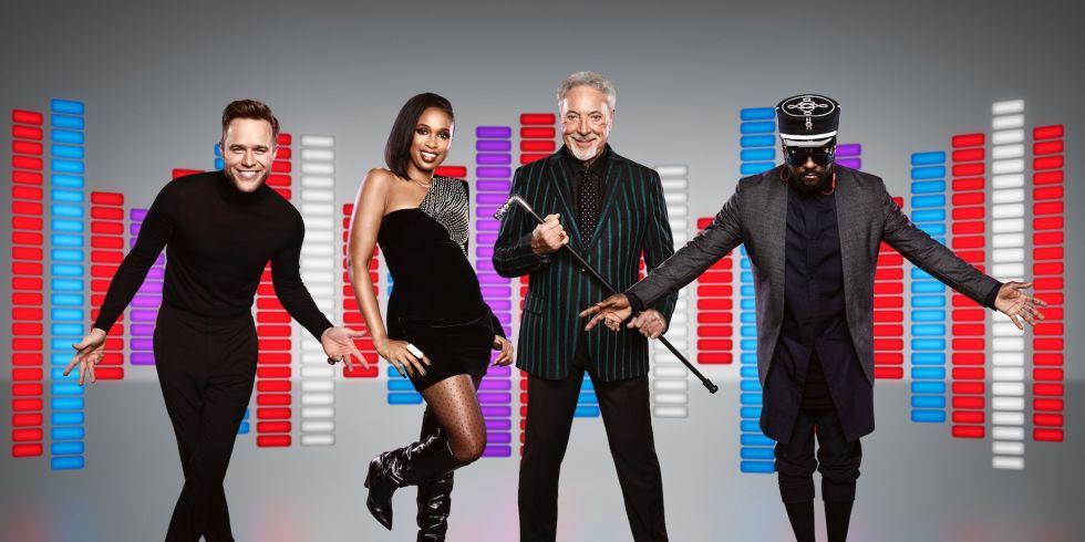 The Voice ITV