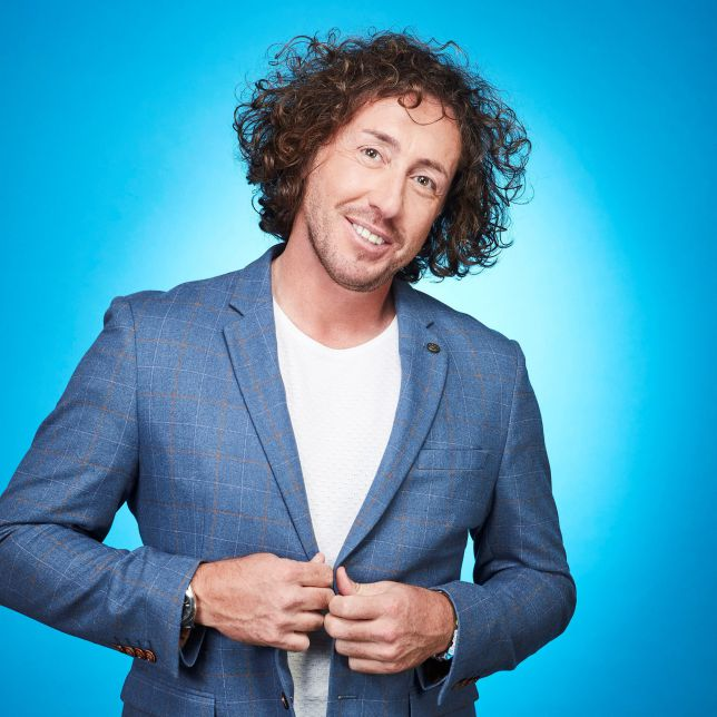 ryan sidebottom dancing on ice itv