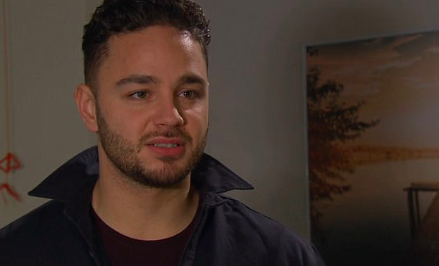 Adam Thomas begs for Emmerdale return
