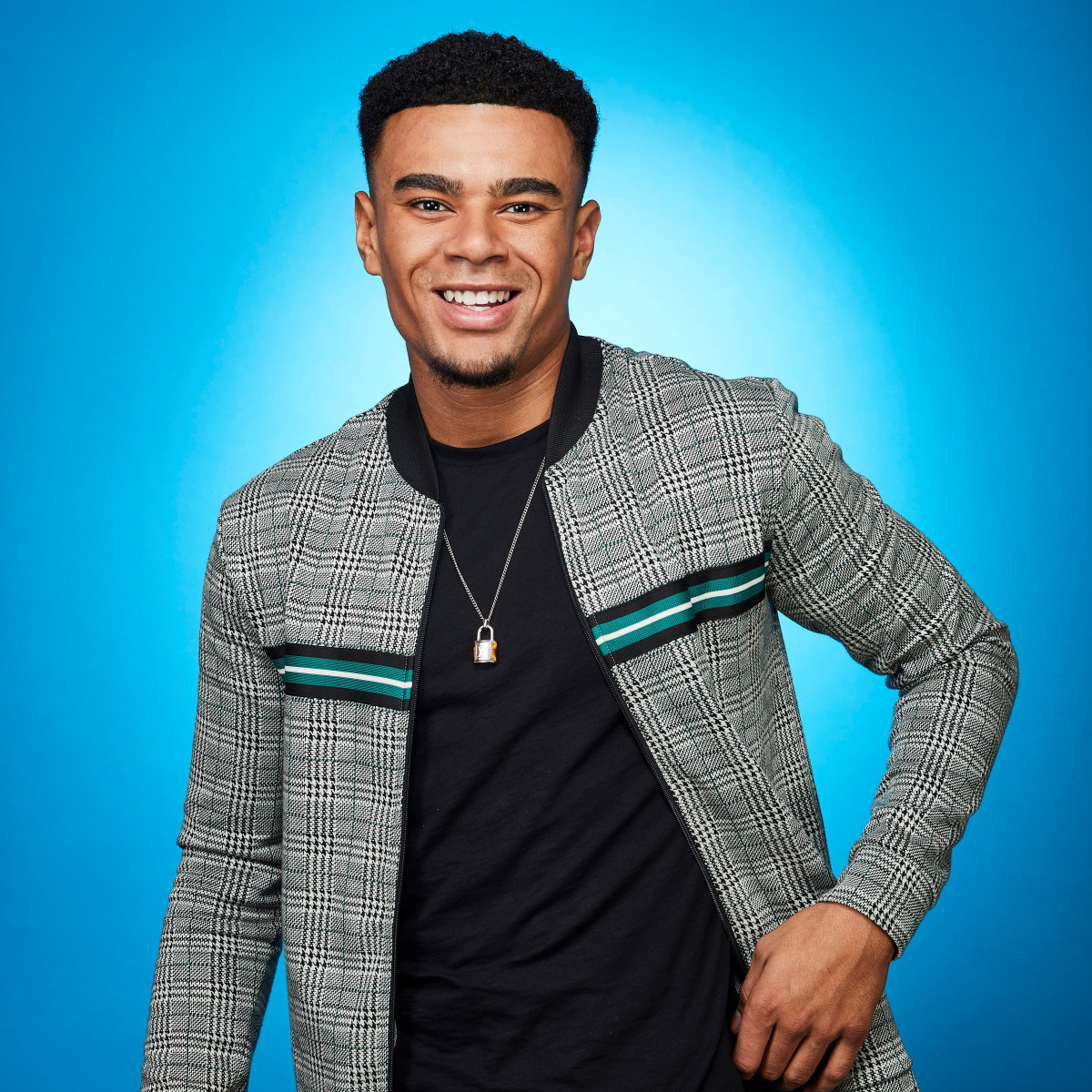 Wes Nelson on Dancing On Ice