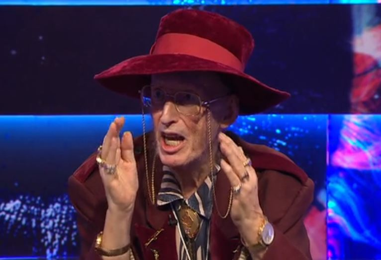 John McCririck sparks health concerns after 'frail' appearance on BBBOTS