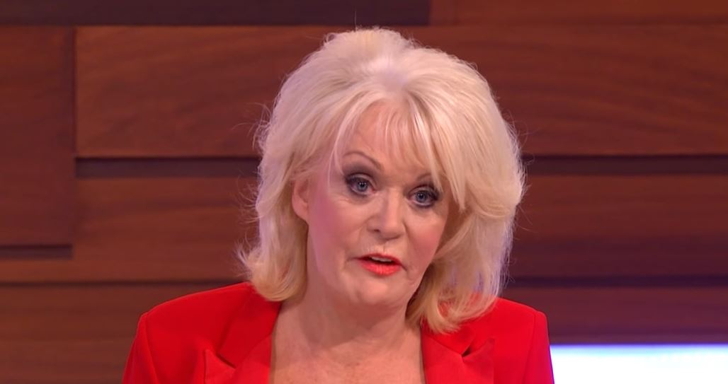 Sherrie Hewson on Loose Women