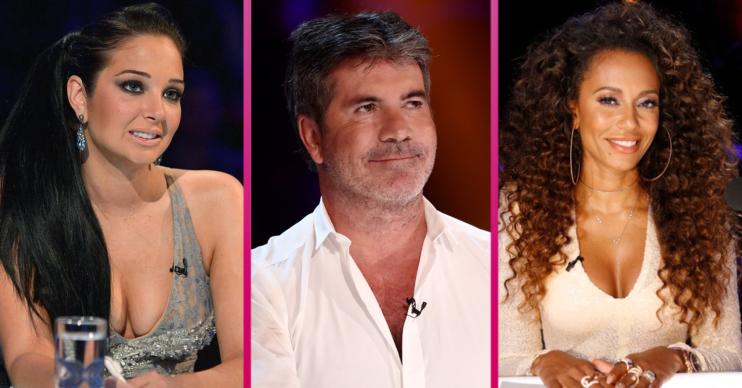 X factor judges (Credit: ITV)