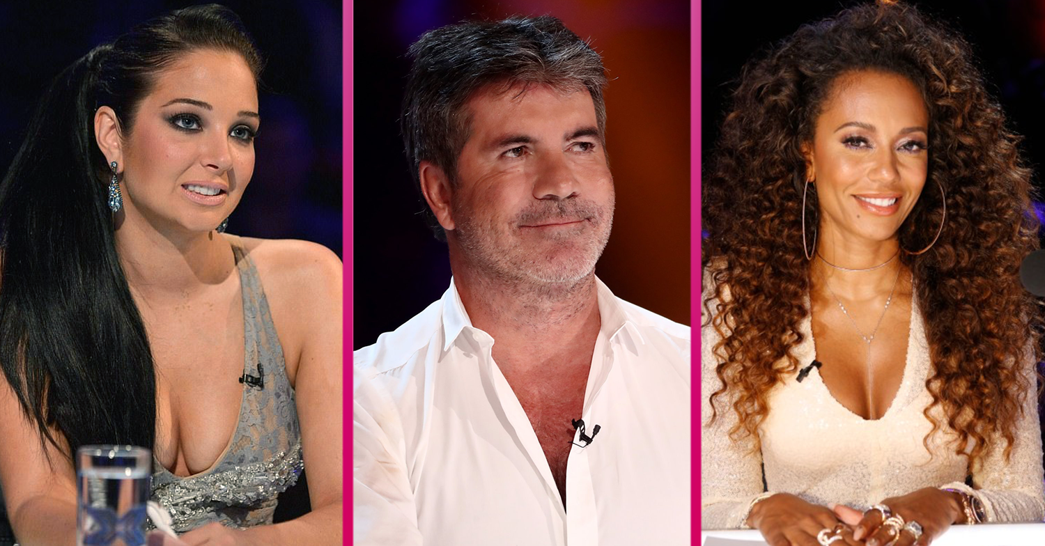 The X Factor judges of past and present – from Tulisa to Simon Cowell to Mel B