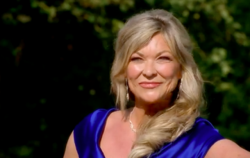 Kim Tate returns to Emmerdale