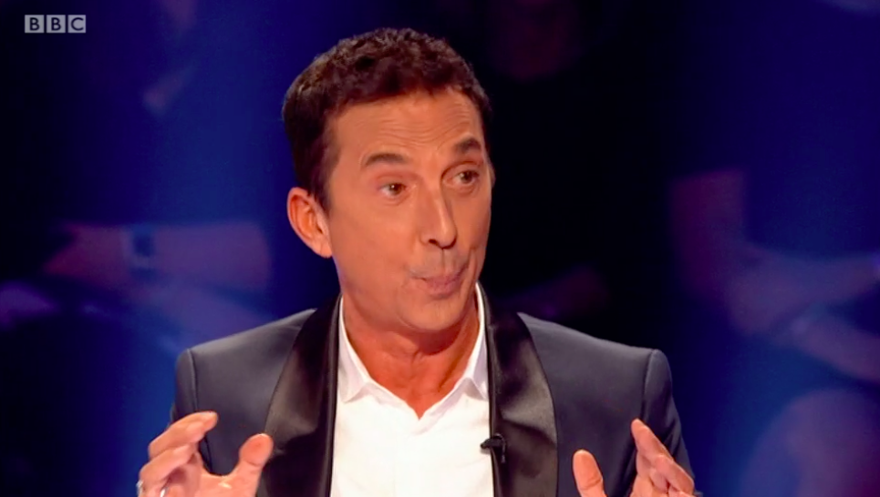 Bruno Tonioli 'to be replaced on Strictly next week'