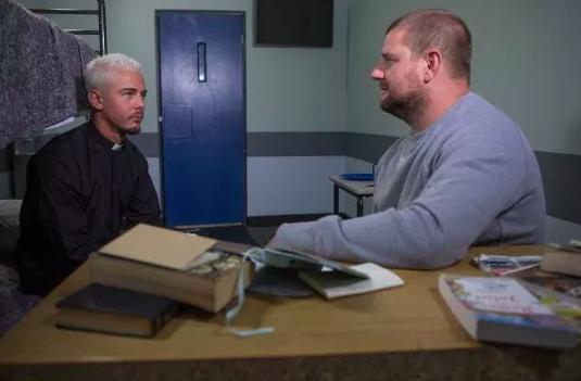 Joel Dexter to murder paedo Pete Bunchanan?