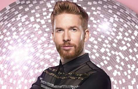 Neil Jones FINALLY gets celebrity dance partner on Strictly
