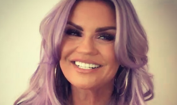 Dramatic hair transformation leaves Kerry Katona feeling like a superhero