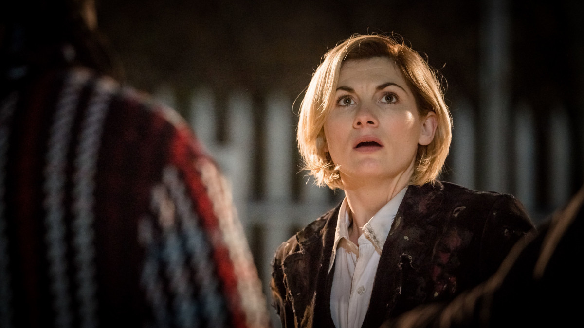 Doctor Who, Jodie Whittaker / PA