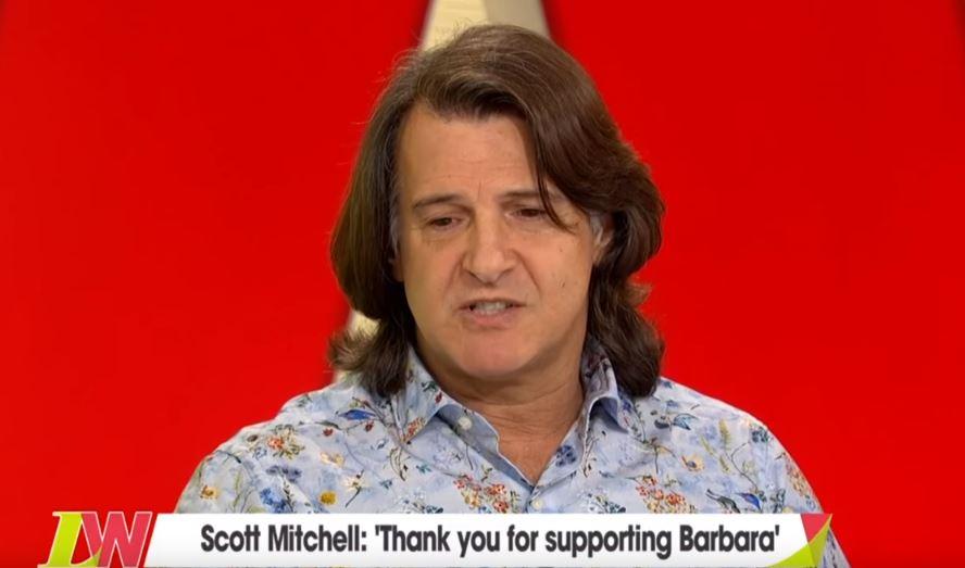 Barbara Windsor's husband Scott
