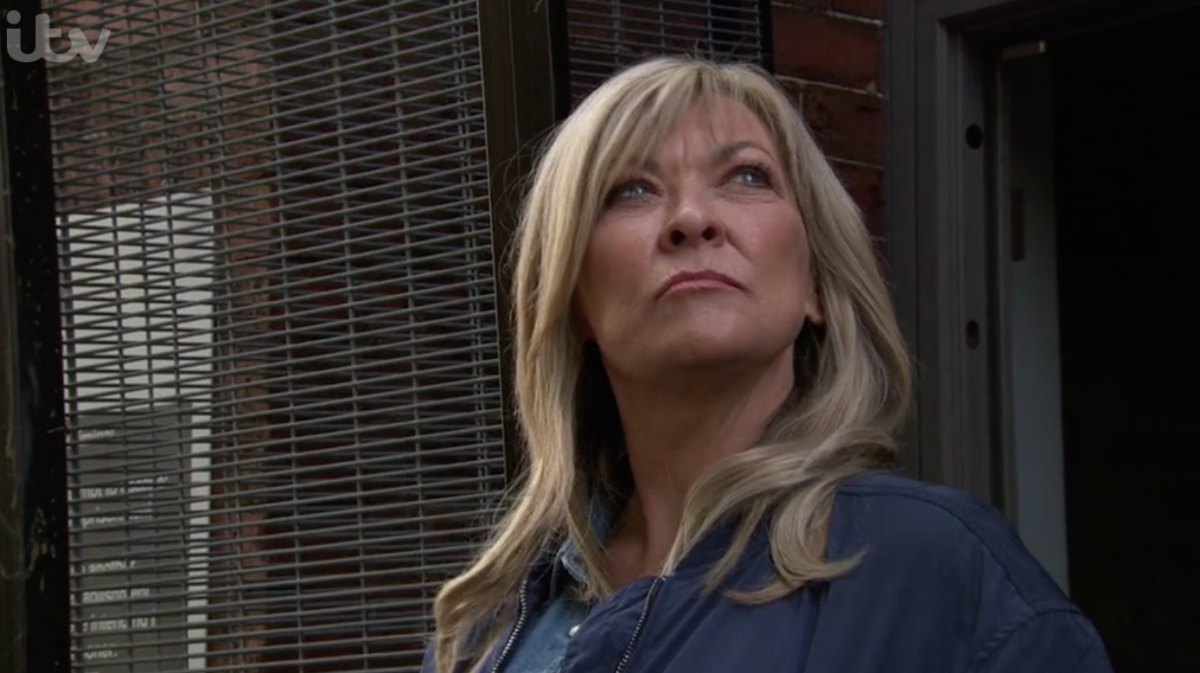 Actress Claire King has revealed Kim's evil henchman Vincent will return with her when she comes back in six months.