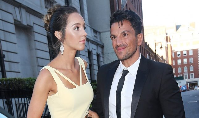 Peter Andre's wife Emily backs Holly Willoughby's parenting choice