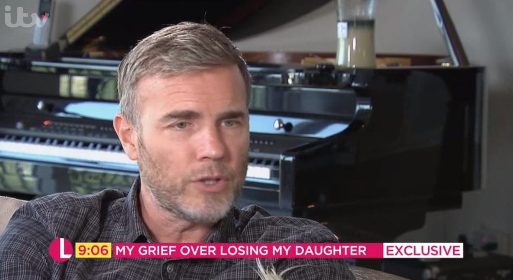 Gary Barlow reveals how he coped with grief after daughter's death