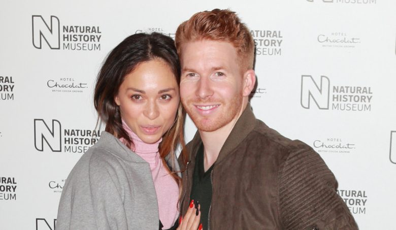 Strictly's Neil Jones ignores wife Katya Jones' cheating scandal
