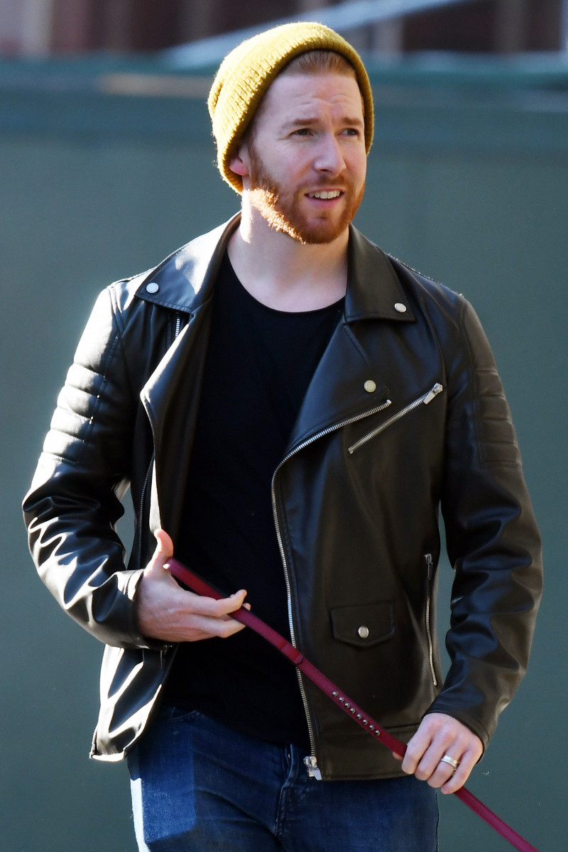 Strictly Star Neil Jones Seen Out and About