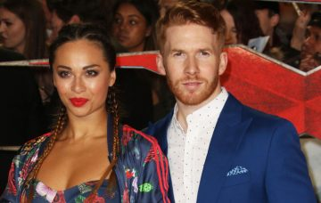Neil and Katya Jones, xXx: Return of Xander Cage - European Film Premiere in London