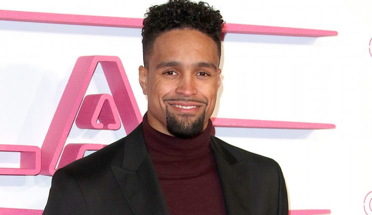 """Ashley Banjo shares adorable snap of his """"little poser"""" daughter"""