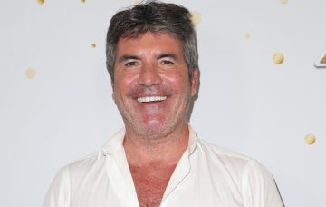 "Simon Cowell at the ""America's Got Talent"" Season 13 Live Show Finals"