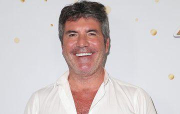 "Simon Cowell at the ""America's Got Talent"" Season 13 Live Show Finals"