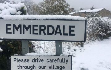 Emmerdale at Christmas