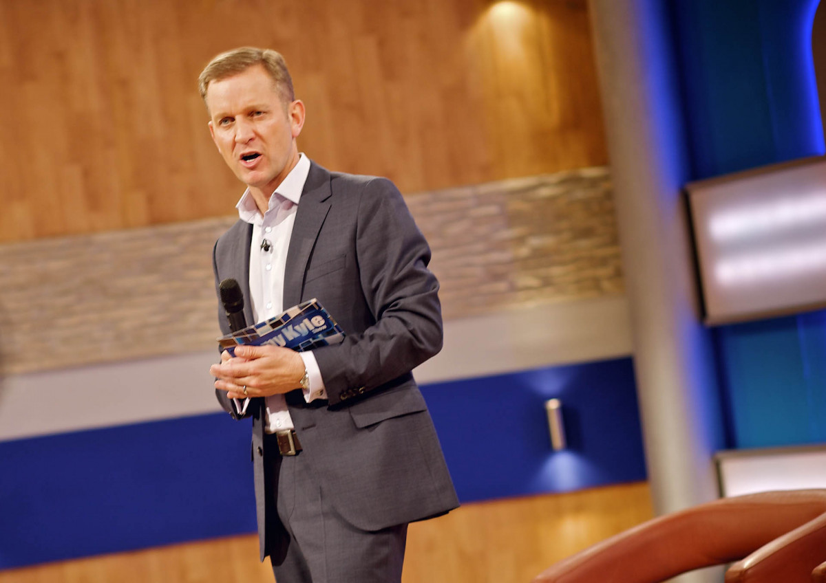 Jeremy Kyle fans outraged as show taken off air for Royal Wedding