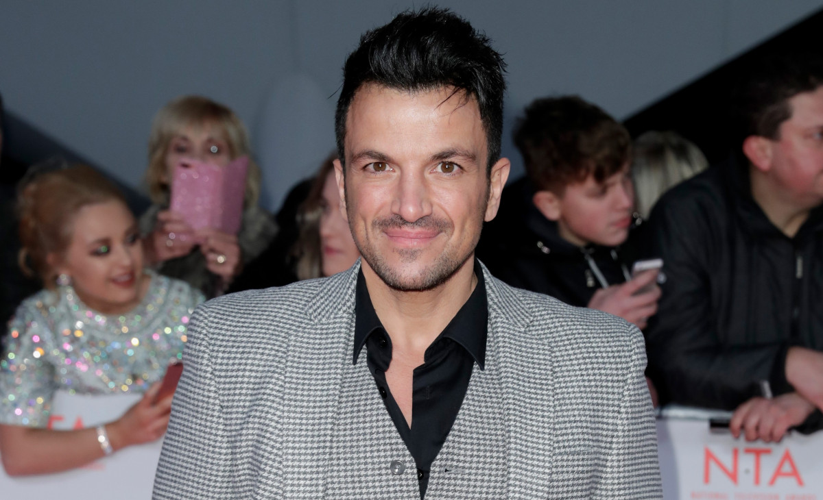 Peter Andre confirms ex Katie Price will have their kids on Christmas day