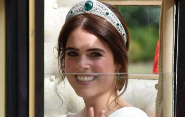 Princess Eugenie Neil Warner / SplashNews.com