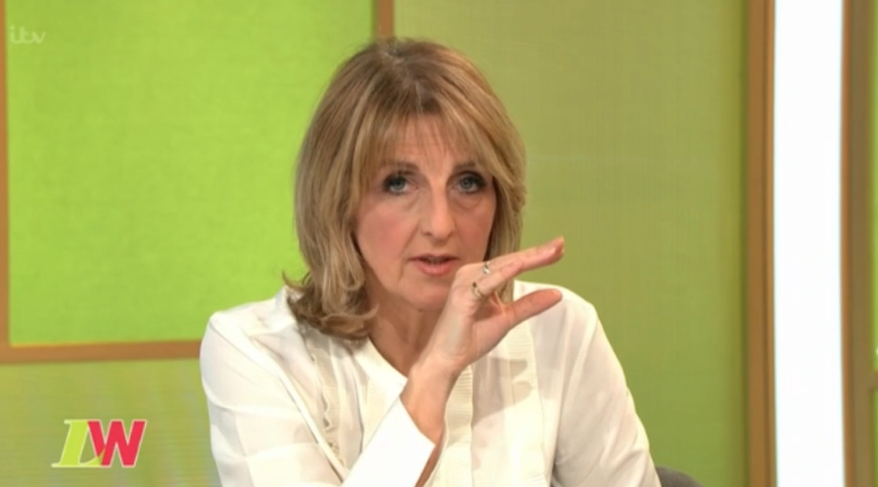 Kaye Adams forced to apologise after Hollywood icon swears on air