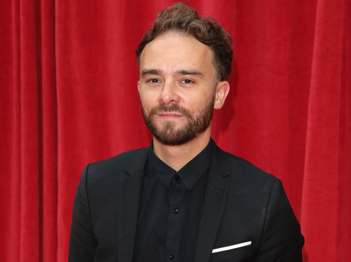Jack P Shepherd at the British Soap Awards 2018