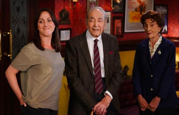 EastEnders SPOILER: Dr Legg returns with a devastating secret