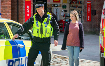 Coronation Street SPOILER: Abi Franklin jailed after being framed by Tracy Barlow