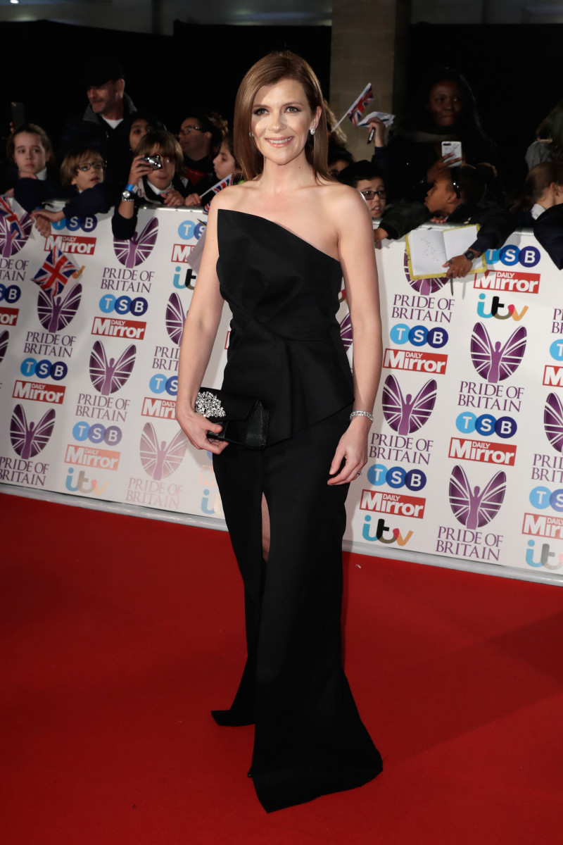 Jane Danson attends the Pride Of Britain Awards at Grosvenor House