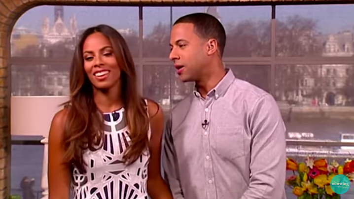 rochelle humes marvin this morning