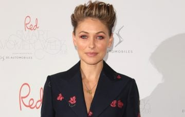 Emma Willis at Red Magazine's 20th Birthday - launch party